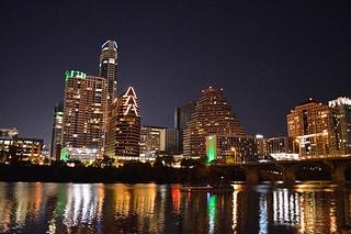 austin at night, austin texas at night, austin tx at night, best realtors in austin, top realtors in austin, austin real estate market