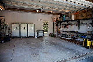 Clean Garage Cleaning Out The Easy Ways To