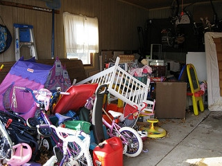 messy garage, tips for garage organization, tips for cleaning the garage, cleaning the garage, organizing the garage, how do i organize my garage, top austin real estate agent, top real estate agent in austin tx