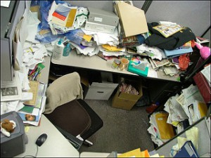 messy office, clutter office, home office organization, office organization, organize the office, real estate agents in austin tx, top austin realtors