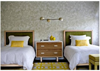tidy room with beds made, poem for selling a house, poem is the bed made, austin realtor, real estate agent in austin tx, real estate agent in austin texas