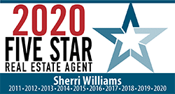 Sherri Williams Five Star Real Estate Agent