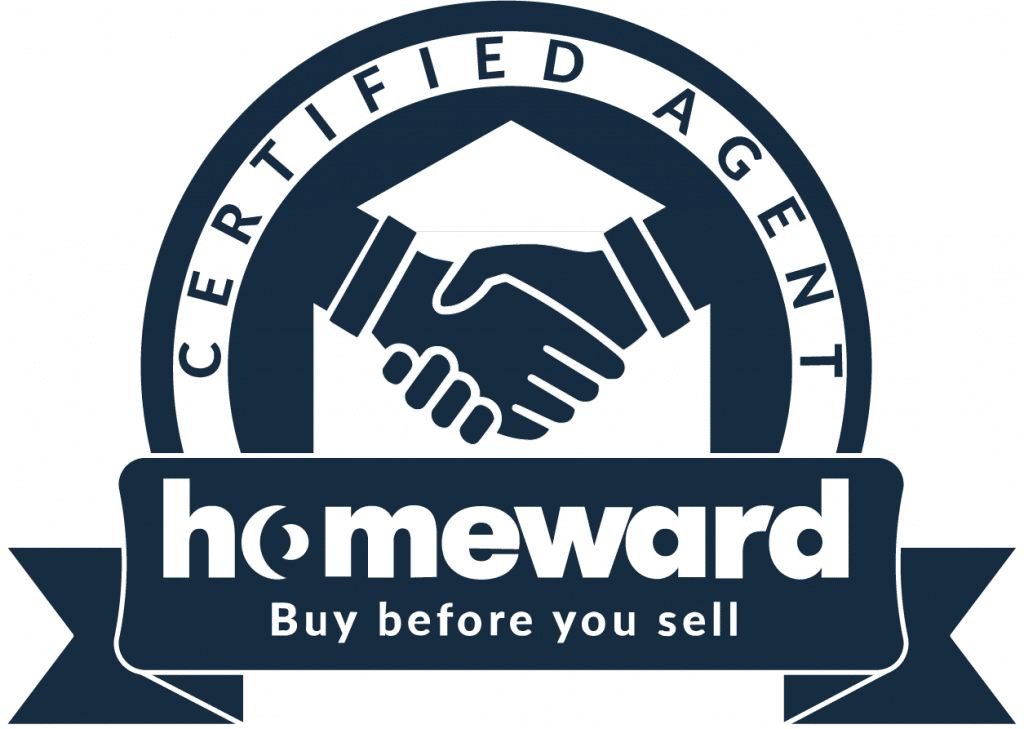 homeward logo, sherri williams certified homeward agent, sherri williams keller williams, buy a house with cash before you sell your existing home, buy a house with cash