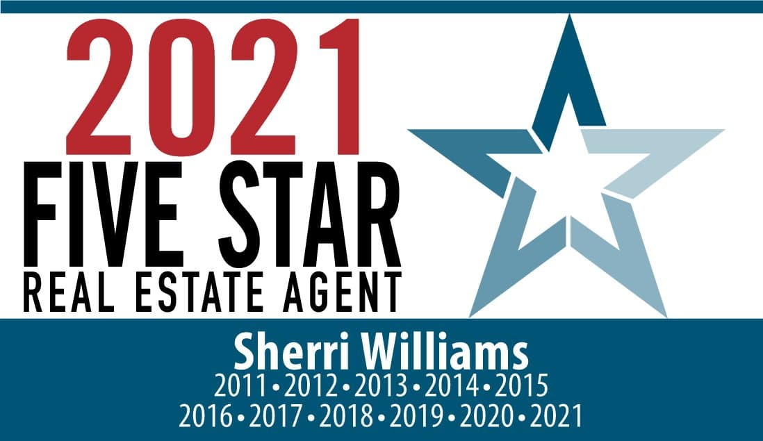 Sherri Williams Five Star Real Estate Agent